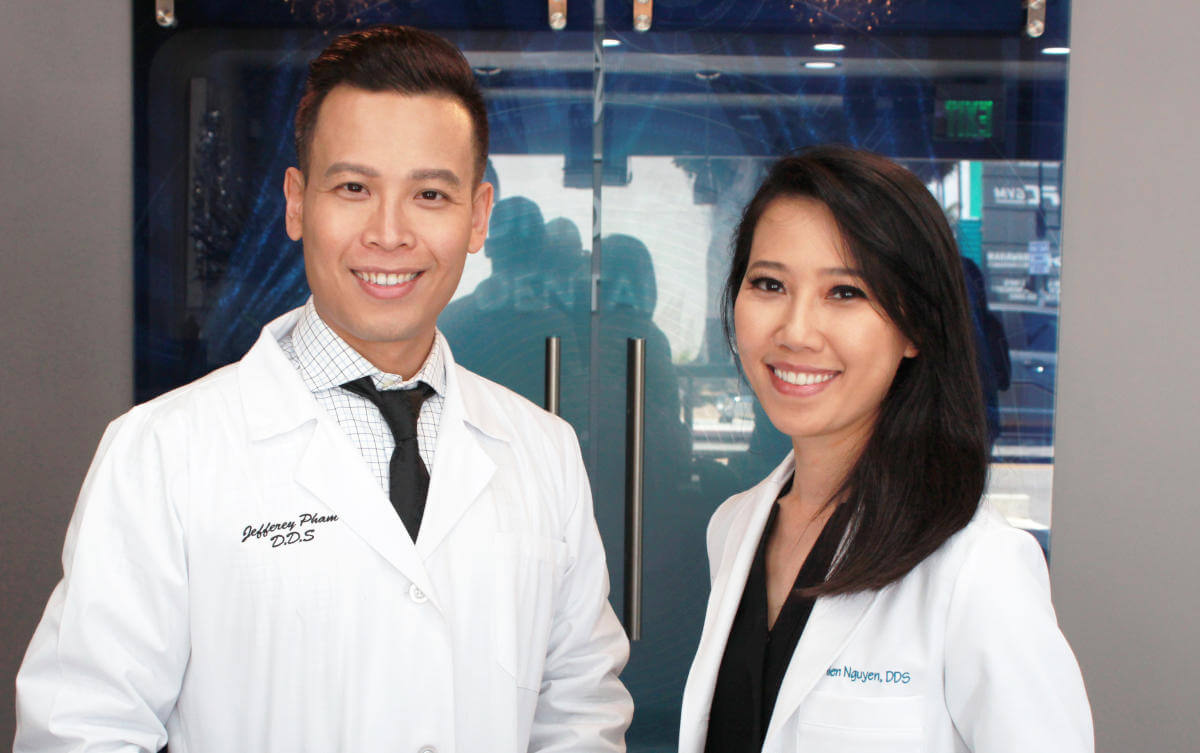 DCD's oral surgeon and dental specialist